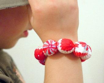 Tuto couture Bracelet en tissu, taille adulte et enfant, cadeau, anniversaire