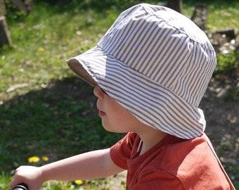 Patron couture bob enfant, couture facile, printemps, été, vacances