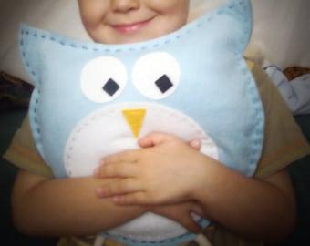 Creative Kit Felt Owl Cushion