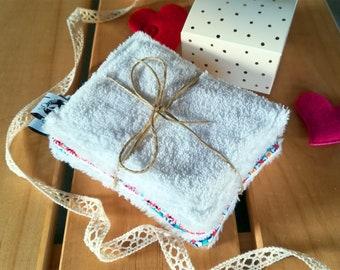 Tuto couture Lingettes lavables en tissu, pour bébé, enfant, maman