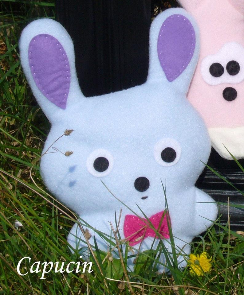 Doudou Capucin couture kit image 0