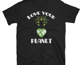 Love Your Planet T-Shirt