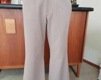 Details about Men's VTG Pants TROUSERS HAGGAR Cotton Magic Stretch Bright Blue USA 36