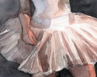 Ballerina (9x12)