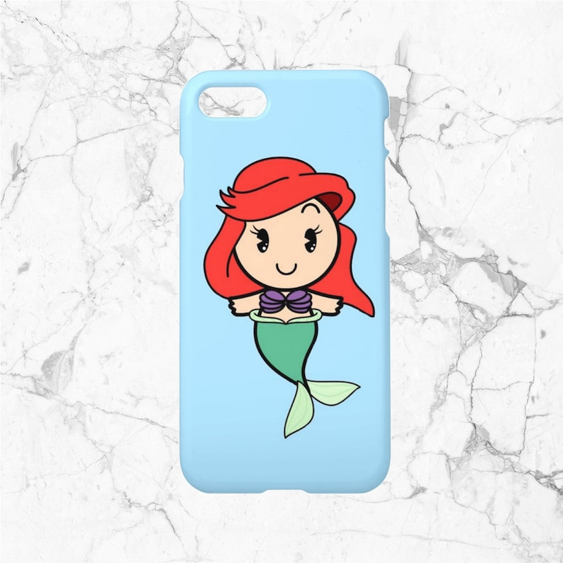 newest 9071b 5223f The little mermaid iPhone 8 case iPhone xs case xs max iPhone 8 plus case  Samsung Note 9 Galaxy s9 s9 plus iPhone 7 iPhone 6s iPhone 5s