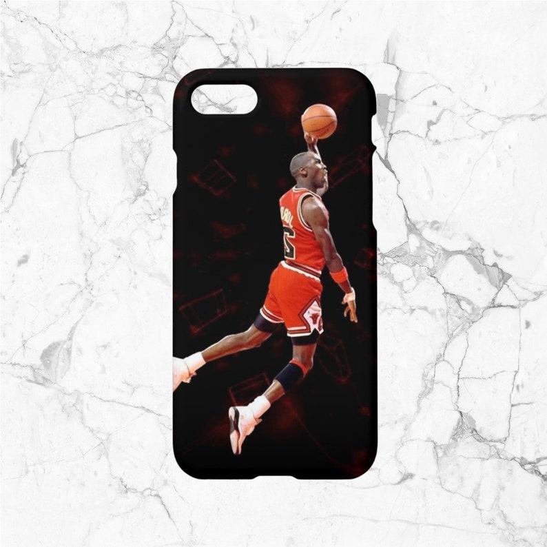 db51c069c09ffb Michael Jordan Basketball Flyman 23 Air Jordan Bulls Chicago for iPhone X 8  7 Pl... Michael Jordan Basketball Flyman 23 Air Jordan Bulls Chicago for  iPhone ...