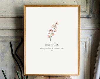 Aries | Etsy