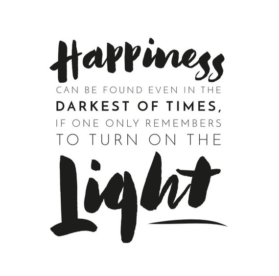 instant dumbledore harry potter quote happiness