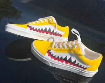 More Colors Custom Vans