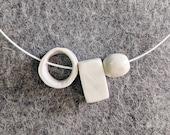 Ceramic Modern Minimal Bl...