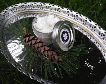 Shave butter- pine infused