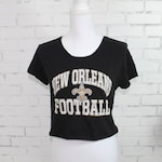 New Orleans Saints Football Vintage Graphic t-shirt (RARE one of a kind)