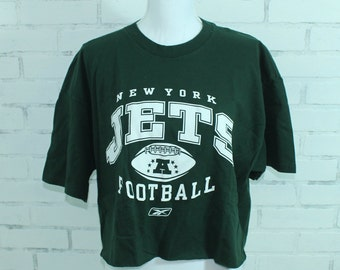 8d029df06 New York Jets Football Vintage Graphic t-shirt (RARE one of a kind)