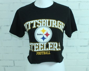 Pittsburg Steelers Vintage Graphic t-shirt (RARE one of a kind) aee420ce1