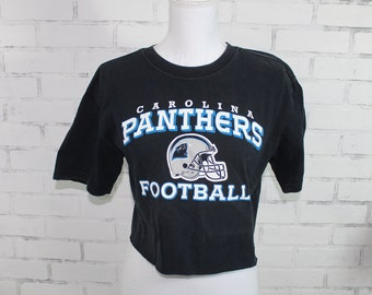 Carolina Panthers Football Vintage Graphic t-shirt (RARE one of a kind) 10c9b542f