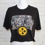 Pittsburg Steelers Vintage Graphic t-shirt (RARE one of a kind)