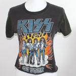 Kiss Vintage Graphic t-shirt (RARE One of a Kind)