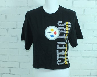 49a73104e Pittsburg Steelers Vintage Graphic t-shirt (RARE one of a kind)