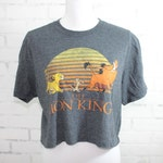 Lion King Vintage Graphic t-shirt (RARE One of a Kind)
