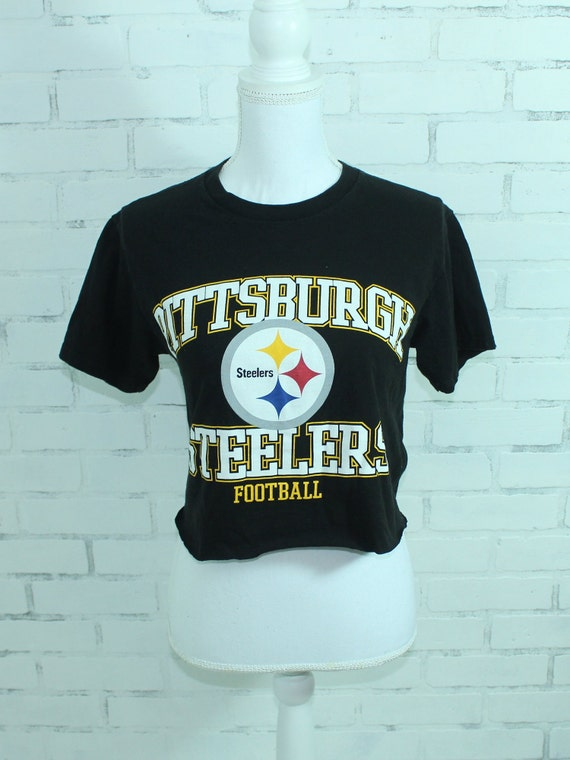 Pittsburg Steelers Vintage Graphic t-shirt RARE one of a  1b9a38b9b