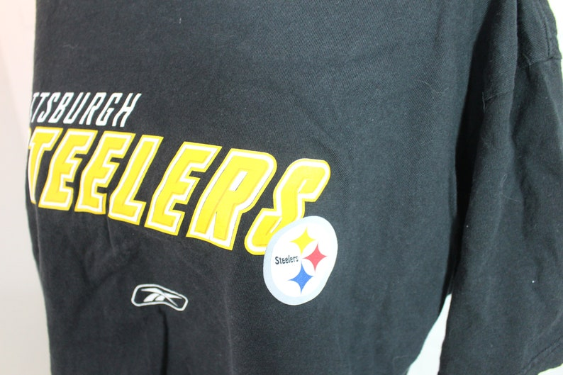 9971e147e Pittsburg Steelers Vintage Graphic t-shirt RARE one of a