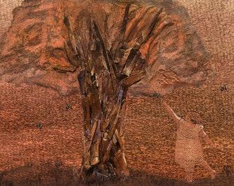 Metamorphosis-Digital Art work