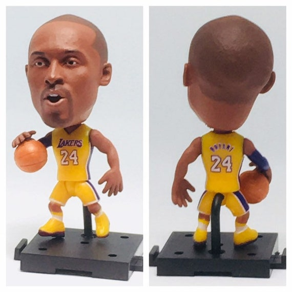 8870f1f12ee Kobe Bryant Moveable Action Toy Figure Basketball Fan Birthday