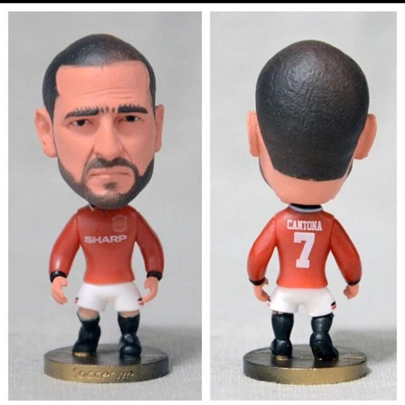 9501ddbddad Eric Cantona Soccer Football Classic Action Toy Figure Cake