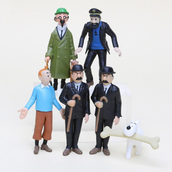 the adventures of tintin characters