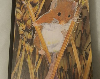 Harvest Mouse Notebook