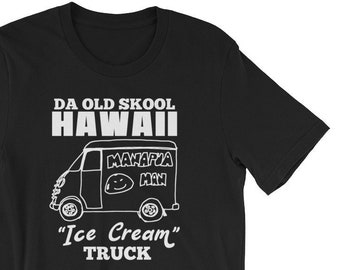 386f0d71c9 Funny Da Hawaii Manapua Man Short-Sleeve Unisex T-Shirt