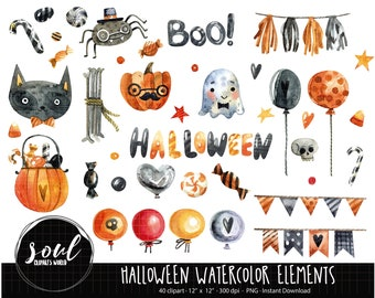 photo about Halloween Printable titled Halloween printables Etsy