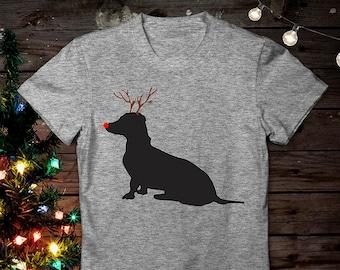 Nose reindeer shirt  714c593ff584