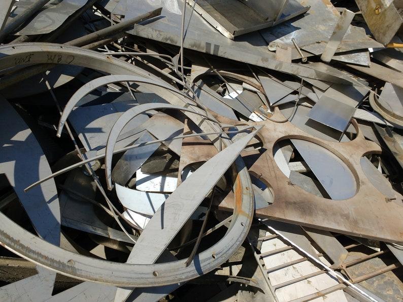 Constructive Art Photos Metal Scrap Yard digital Jpeg download Photography  by Northern California artist Julie Frith