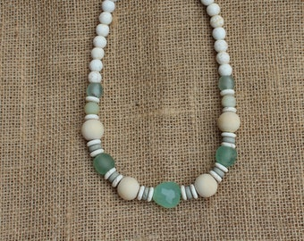 Recycled African Glass Necklace