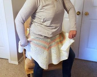 Spring Sunrise Afgahn Tutu Skirt