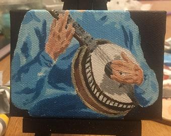 Custom Tiny Painting