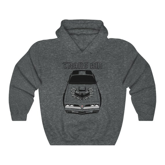 New 1977 Pontiac Can AM Hoodie FREE SHIPPING!!