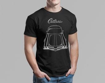 Oldsmobile Cutlass 1969 - Multi-color T-shirt - 69 Cutlass Shirt Clothing - Car Enthusiast Gifts - Cars Gift - Racing Shirts Car Tees