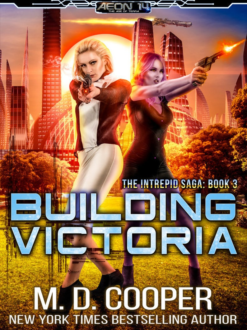 Signed Copy of Building Victoria image 0