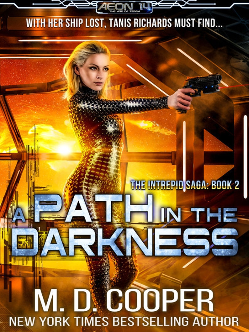 Signed Copy of A Path in the Darkness image 0