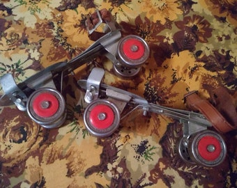 Vintage Union Roller Skates - great condition!