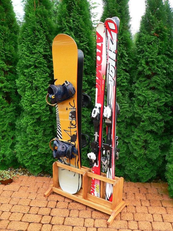 SM SunniMix 3pcs Pack de Courroie de Support de Chaussure de Ski de Snowboard Ski Porte Sport Hiver Porte