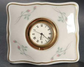 Lenox Rose Manor Clock