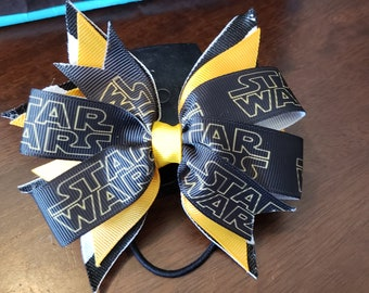 5 inch Star wars bow