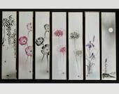 Original Artwork | Tanzaku (A) | Japanese Art | Japanese Painting