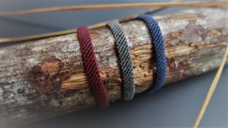 bohemian woven macrame bracelet for men,boho unisex waterproof surfer bracelet,hippie bracelet for boyfriend,gift for dad,casual bracelet