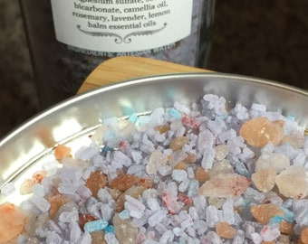 Soothing Bath Salts Relaxation Himalayan Salts