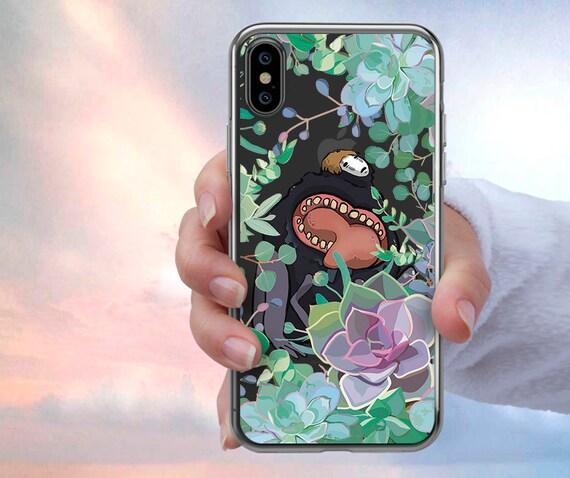 spirited away iphone xs case