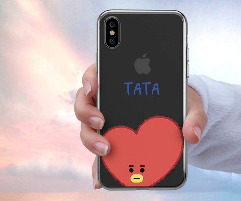 coque bt21 iphone 6